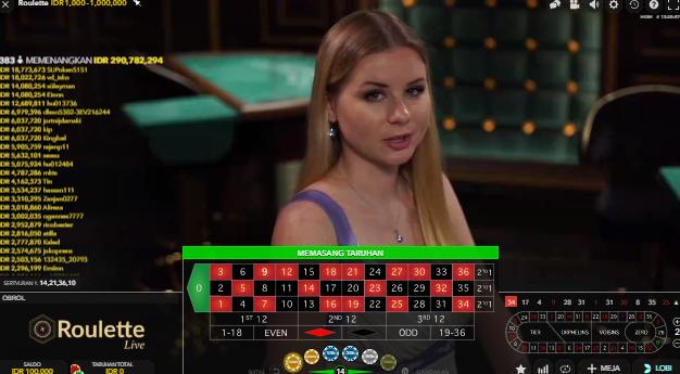 Peluang Taruhan Dalam Permainan Casino Online