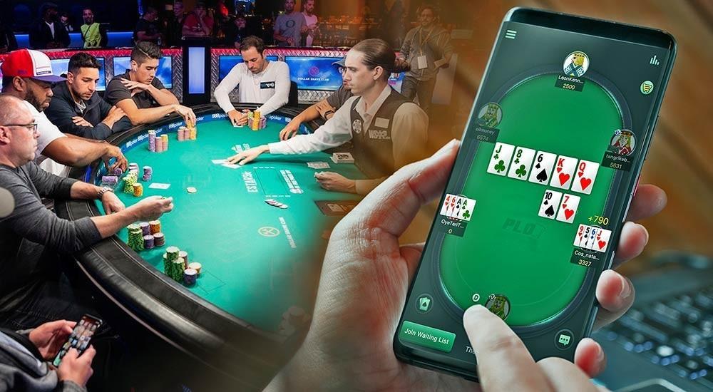 Membawa Uang Tunai Melalui Poker Online Web